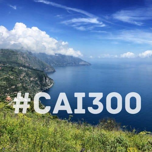 Hashtag di CAI300 Instagram
