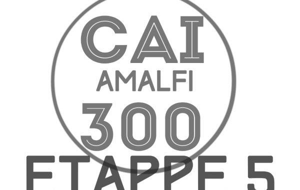 Amalfi Wanderweg CAI 300 Dowload Etappe 5 600px