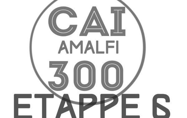 Amalfi Wanderweg CAI 300 Dowload Etappe 6 lang 600px