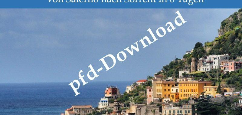eBook Download im pfd Format Amalfiwanderweg 800px